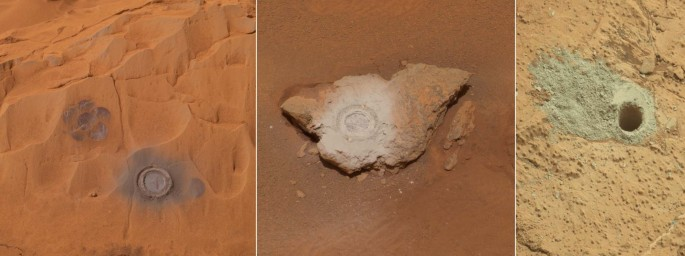 Organic chemistry on a cool and wet young Mars
