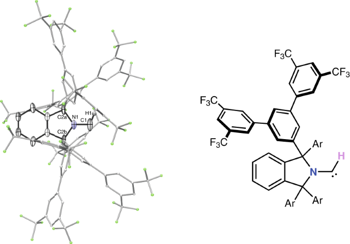 A Crystalline Monosubstituted Carbene