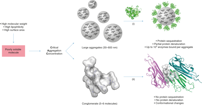 QnA VBage Computational advances in combating colloidal aggregation in drug discovery