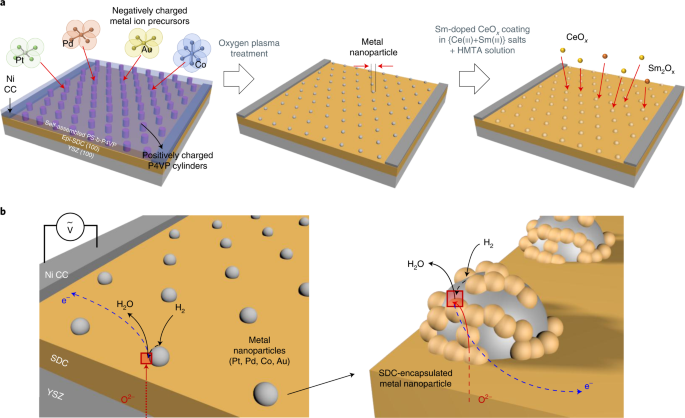 Unravelling inherent electrocatalysis of mixed-conducting oxide