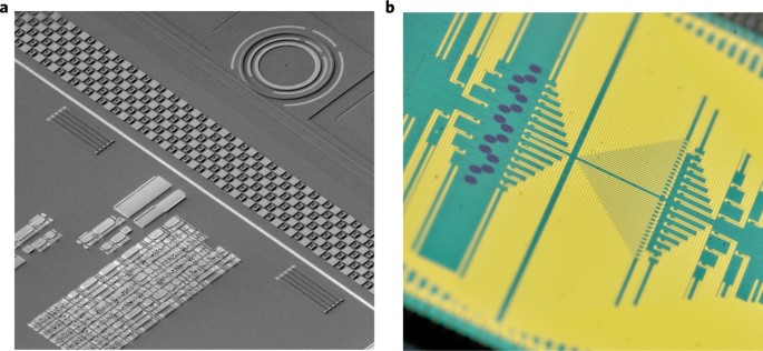 Towards systems-on-a-chip | Nature Photonics
