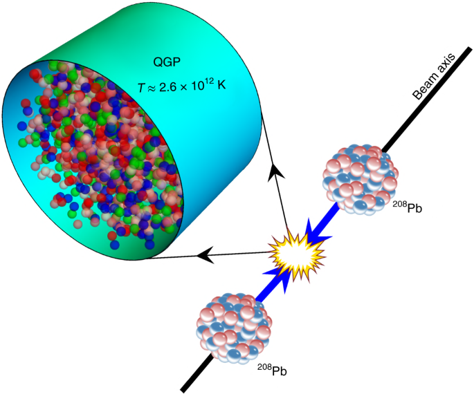 Thermodynamics of hot strong-interaction matter from ultrarelativistic nuclear collisions