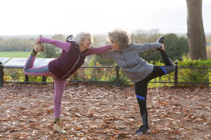 Exercise prevents fall-related injuries in older people