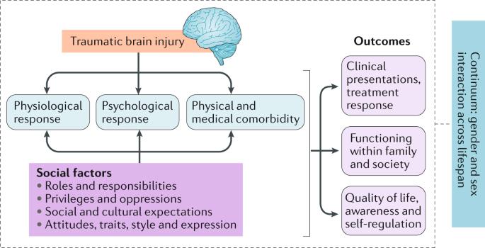 Traumatic brain injury: sex, gender and intersecting vulnerabilities