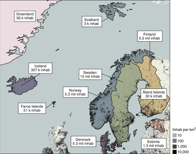 Roadmap for a precision-medicine initiative in the Nordic region