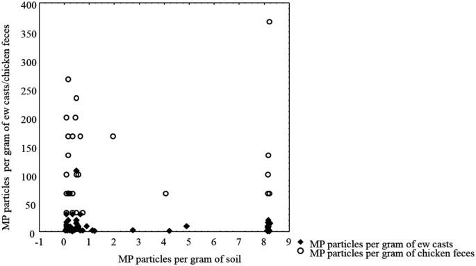 Field Evidence For Transfer Of Plastic Debris Along A Terrestrial