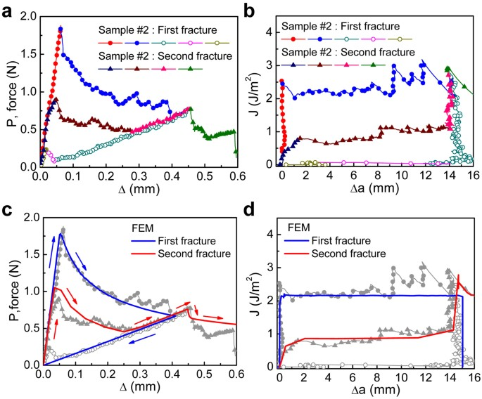 adhesion and self healing between monolayer molybdenum disulfide and rh nature com