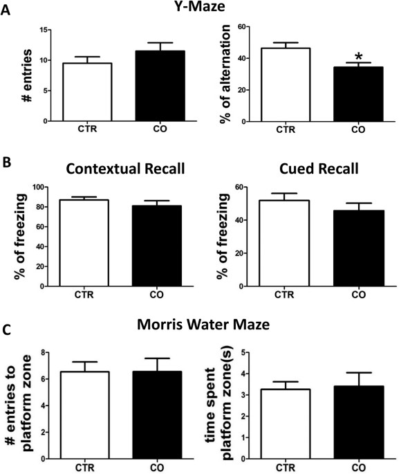 Effect Of Canola Oil Consumption On Memory Synapse And