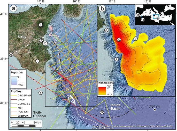 Evidence Of The Zanclean Megaflood In The Eastern Mediterranean