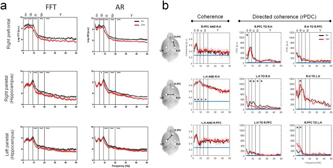 Detection of time-, frequency- and direction-resolved communication