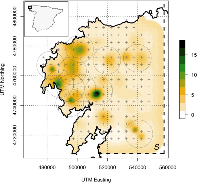Toward Reliable Population Estimates Of Wolves By Combining Spatial