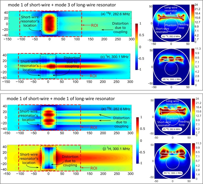 A Novel Metamaterial-Inspired RF-coil for Preclinical Dual-Nuclei ...