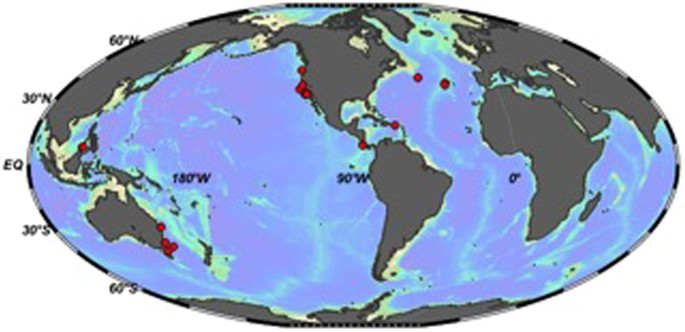 A New biological proxy for deep-sea paleo-oxygen: Pores of