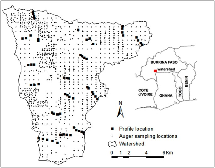 Predicting reference soil groups using legacy data: A data