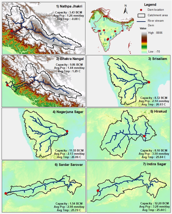 3fd24c927b4 Projected Increase in Hydropower Production in India under Climate ...