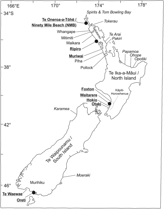 Historical Translocations By Maori May Explain The Distribution And