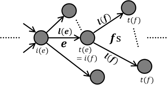 Volume Entropy For Modeling Information Flow In A Brain Graph