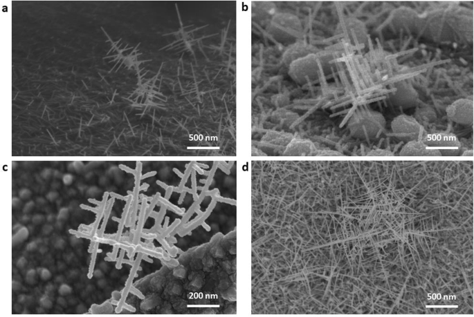 3D ITO-nanowire networks as transparent electrode for all-terrain substrate