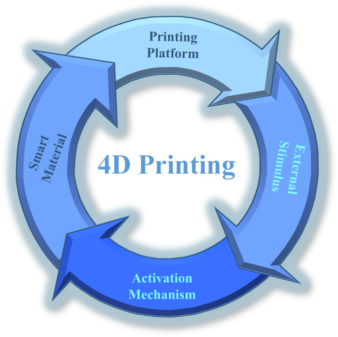 4d Printed Hybrids With Localized Shape Memory Behaviour Implementation In A Functionally Graded Structure Scientific Reports