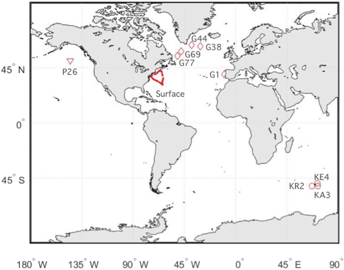 "HP 12/"" x 24/"" Map Of The Bermuda Islands Nautical Charts"