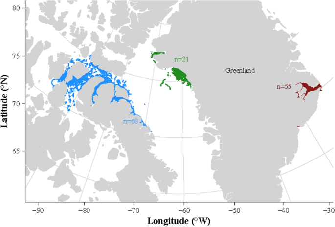 The impact of rising sea temperatures on an Arctic top predator, the narwhal