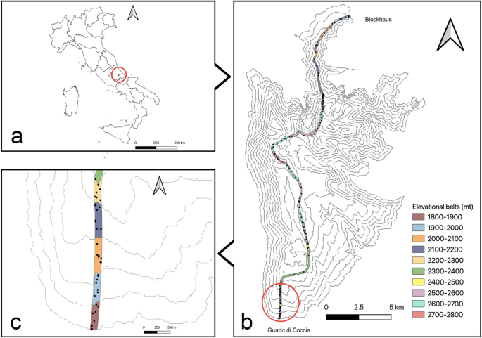 Contrasting Multitaxon Responses To Climate Change In Mediterranean Mountains Scientific Reports