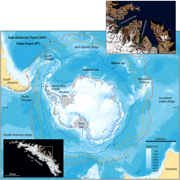 Long-term demise of sub-Antarctic glaciers modulated by the Southern Hemisphere Westerlies