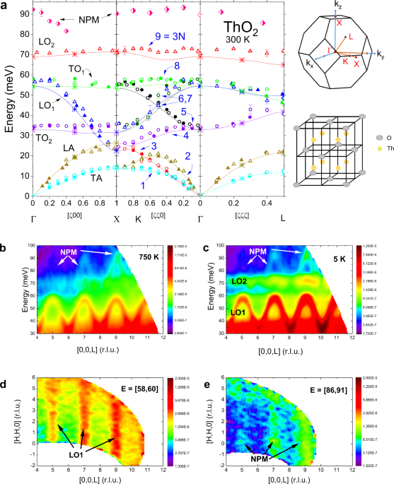 Nonlinear propagating modes beyond the phonons in fluorite-structured crystals