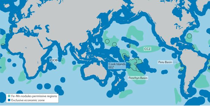Deep Sea Mining - cover