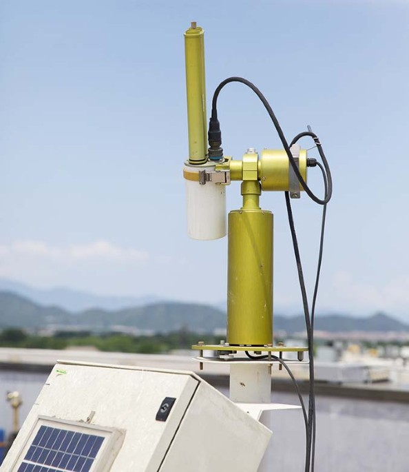 Untangling aerosols from the sky with sunphotometers
