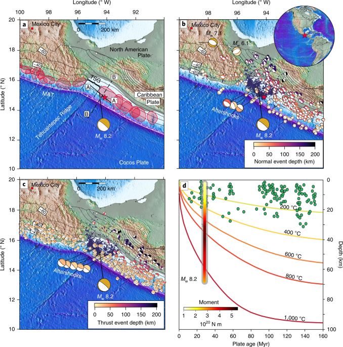 What Effects Do Earthquakes Have On The Lithosphere - The ...