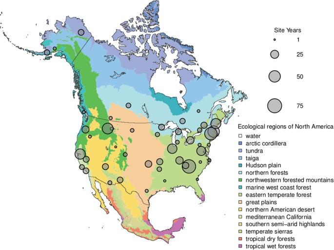Tracking vegetation phenology across diverse North ...
