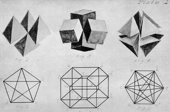 Life, Architecture, Mathematics, and the Fourth Dimension