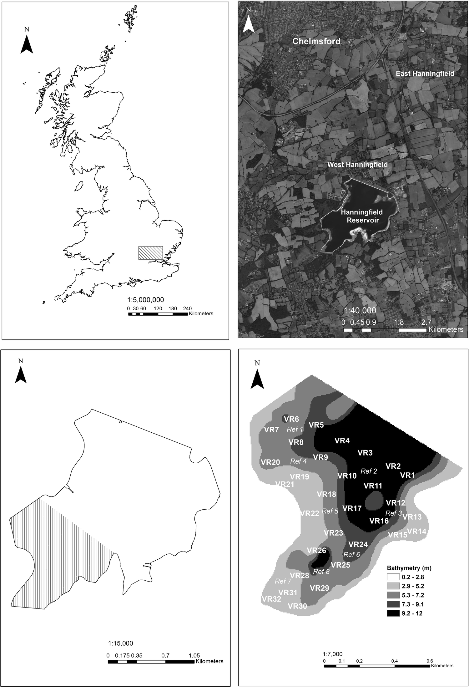 Spatial and temporal behavioural patterns of the European ... on
