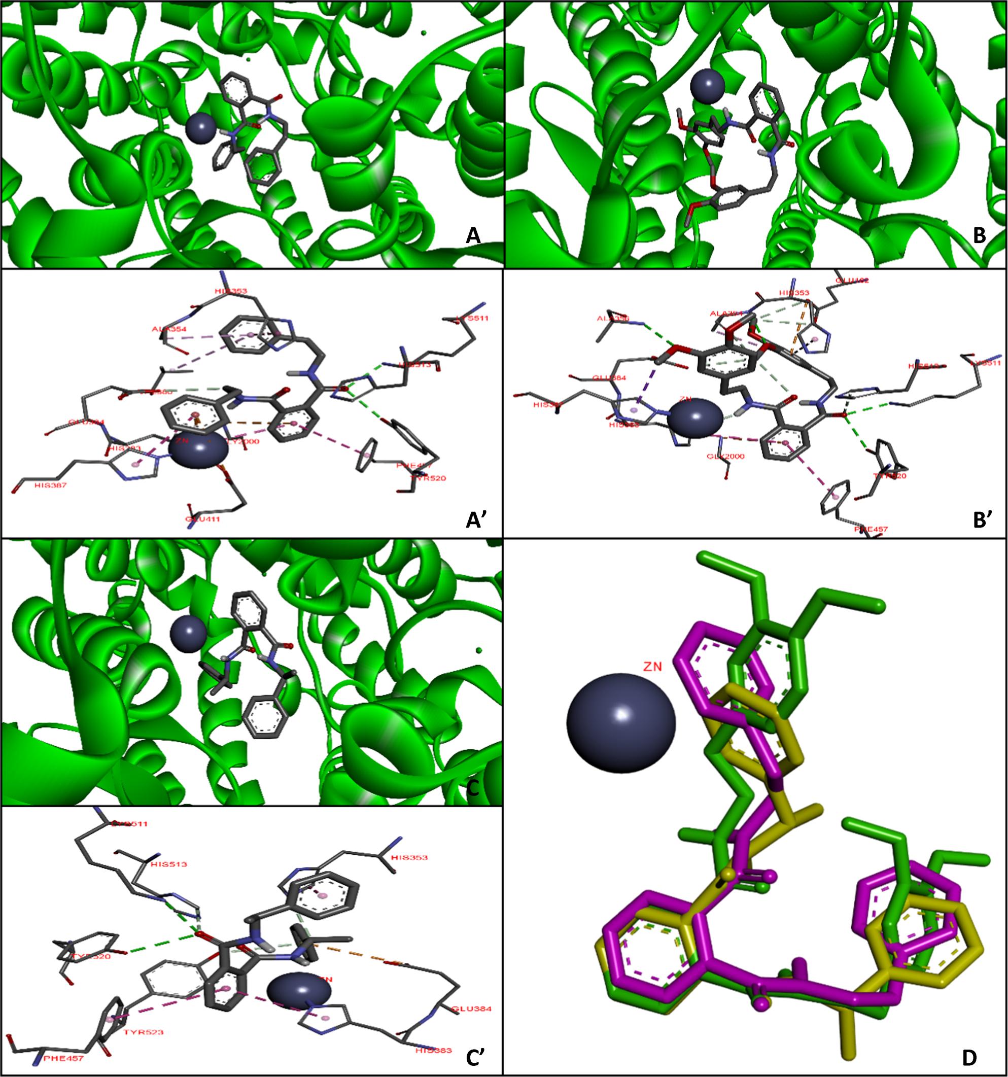 Novel phthalamide derivatives as antihypertensive agents