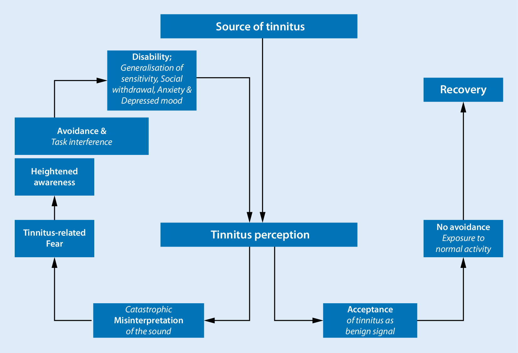 A multidisciplinary European guideline for tinnitus