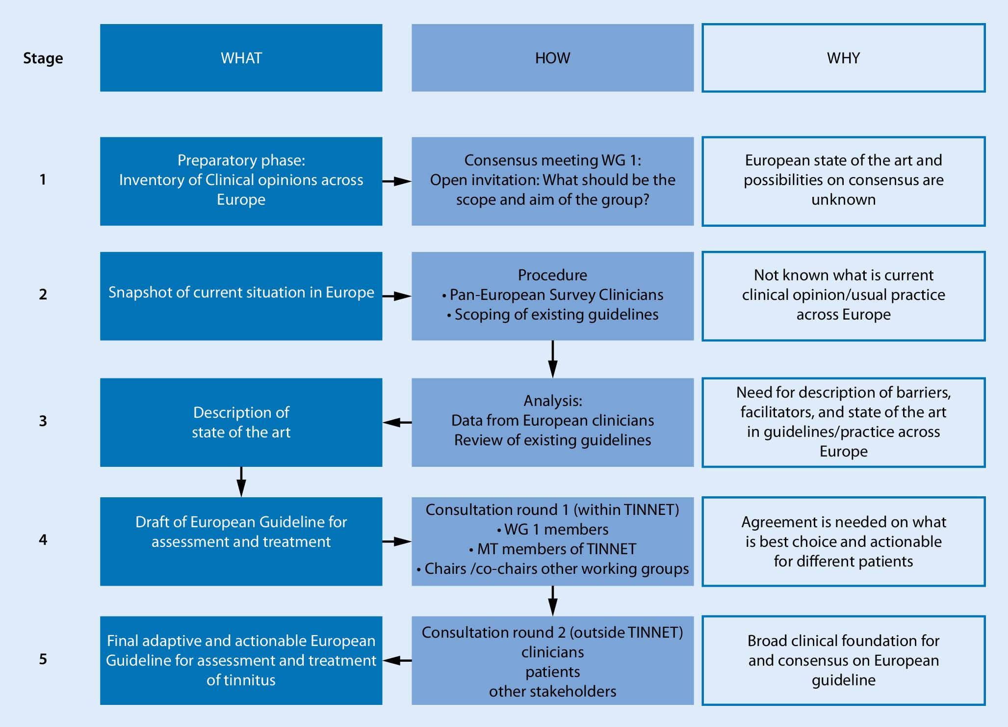 A multidisciplinary European guideline for tinnitus: diagnostics