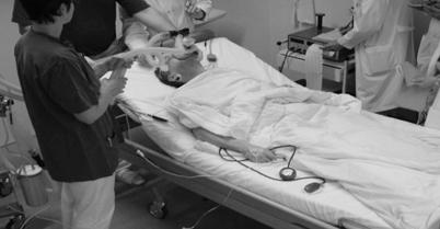 Elektro krampf therapie