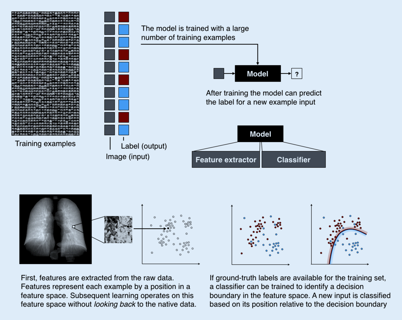 Machine Learning From Radiomics To Discovery And Routine Springerlink