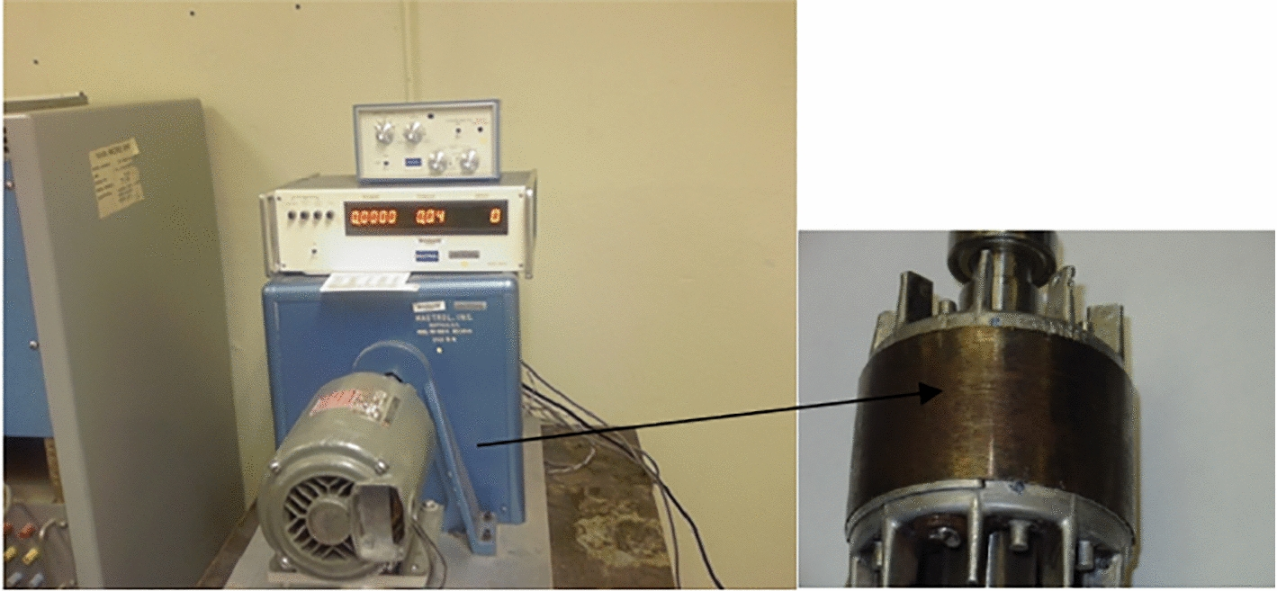Real-time broken rotor bar fault detection and classification by
