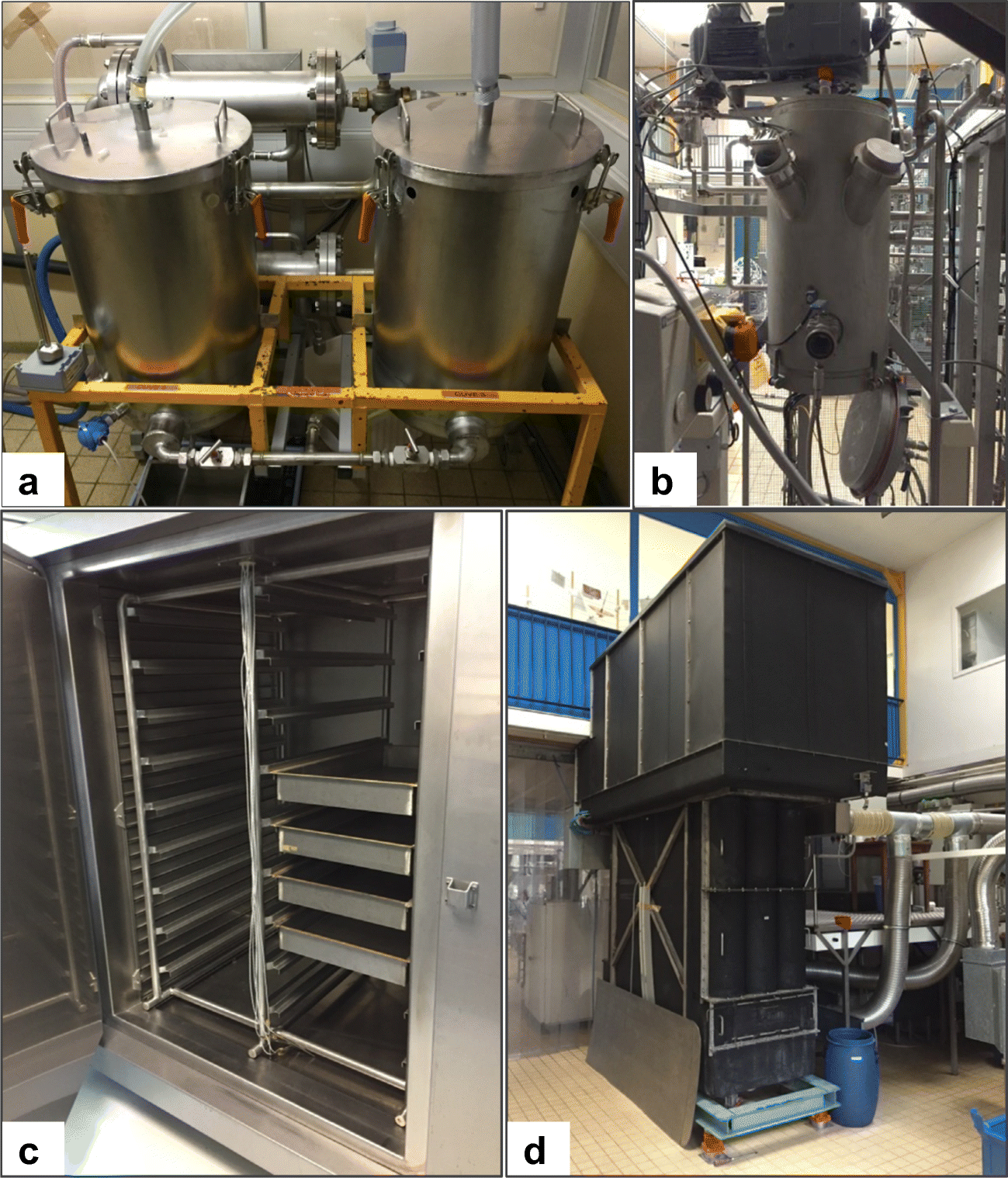 Aroma compounds production by solid state fermentation, importance