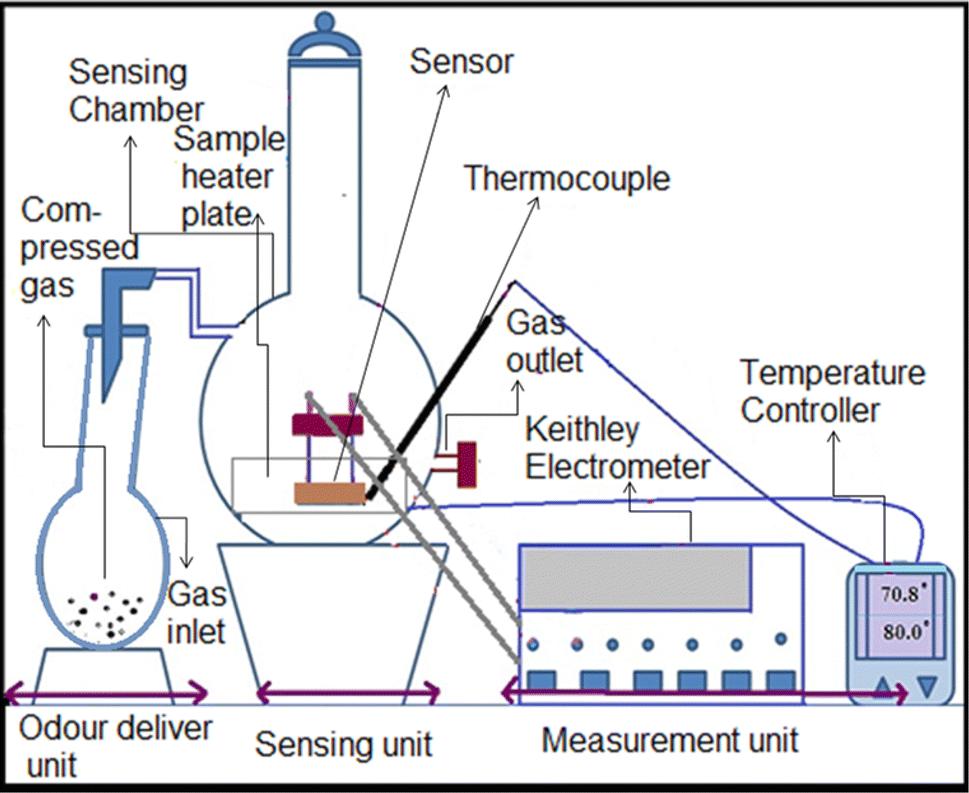 Gas sensing performances of pure and Cu-doped ZrO2 nano