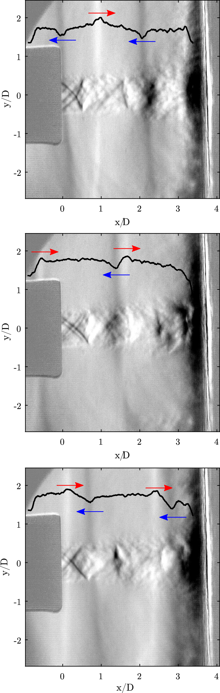 Instability modes of millimeter-scale supersonic jets | SpringerLink