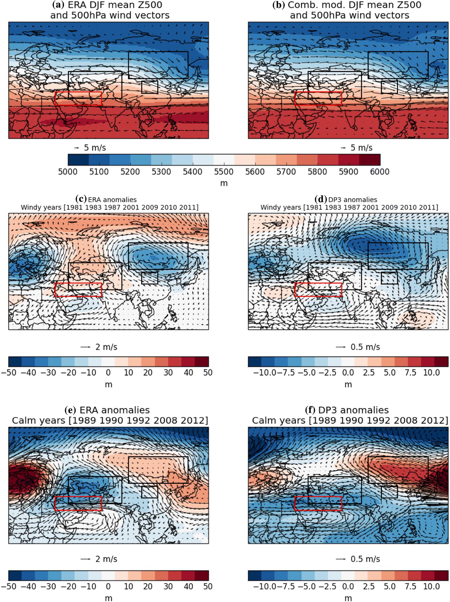 Skilful seasonal prediction of winter wind speeds in China