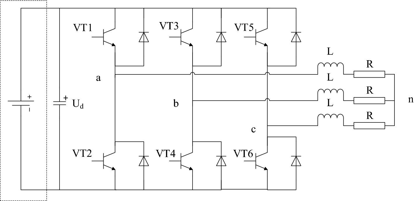 Open Circuit Fault Detection For Three Phase Inverter Based On Diagram Image In New Window