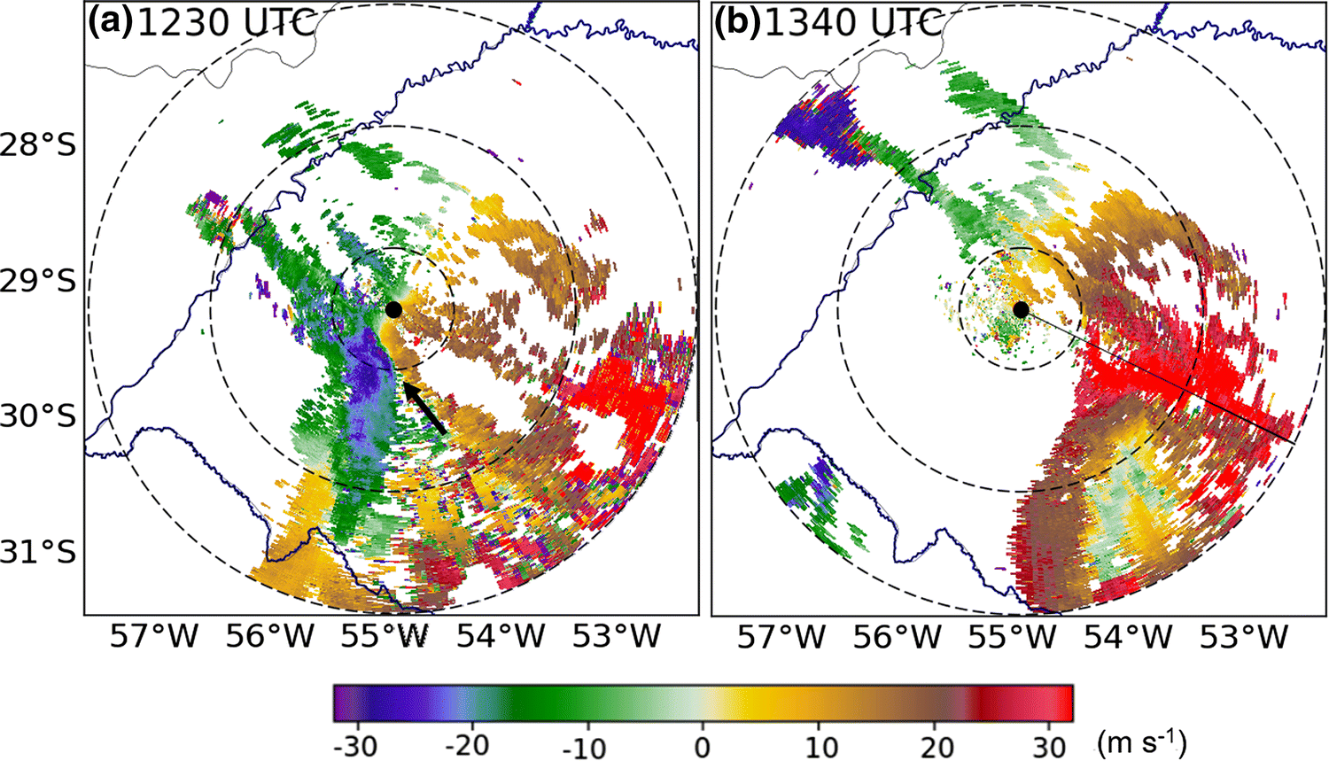 Analysis of two derecho events in Southern Brazil   SpringerLink