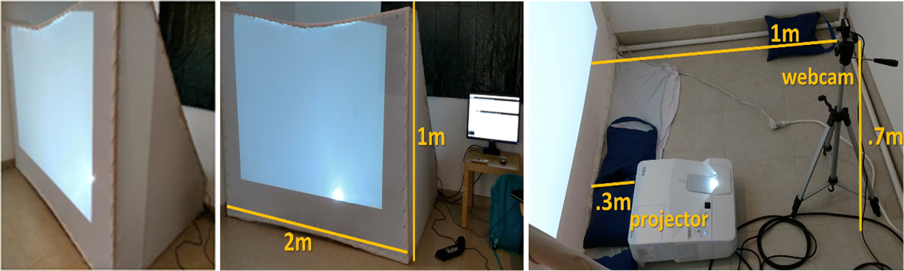 StretchyStars: a multitouch elastic display to support