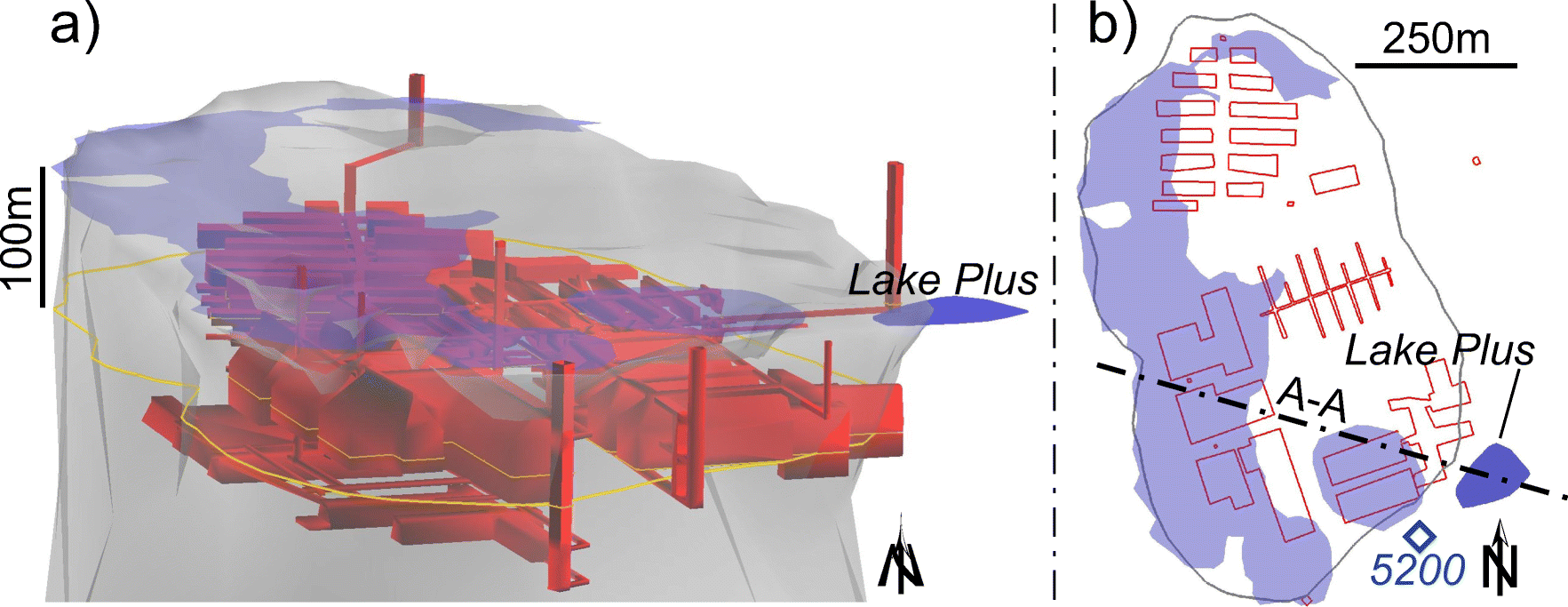 Salt dissolution potential estimated from two-dimensional ...