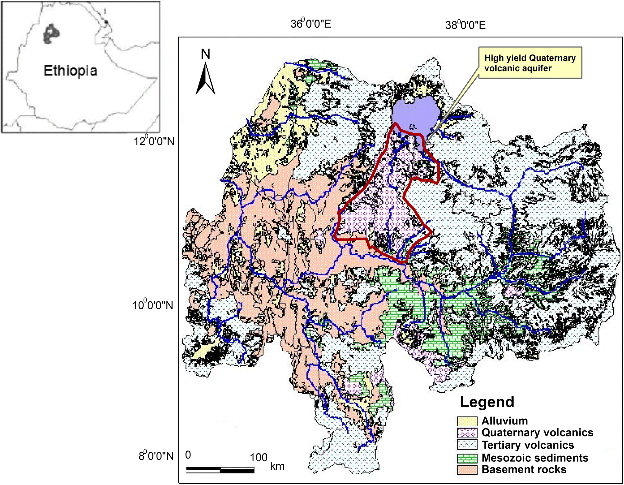 Review: Groundwater resource potential and status of