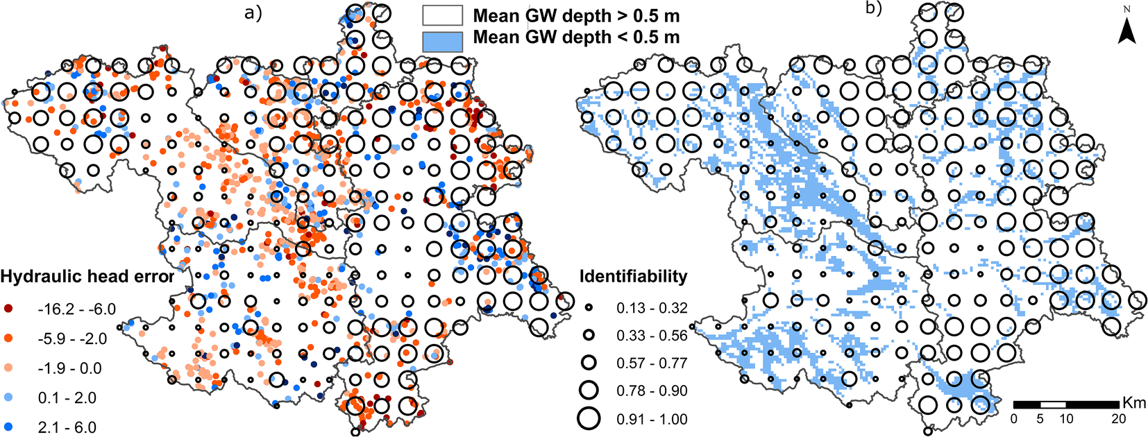 Assessment Of Regional Inter Basin Groundwater Flow Using
